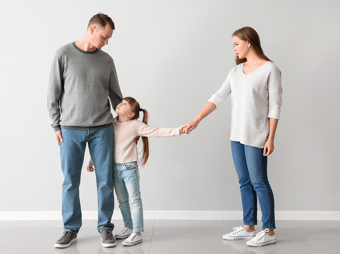 A Parent's Guide to Helping Your Child Heal After Divorce